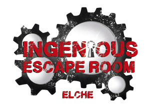 logo ingenious escape room Elche