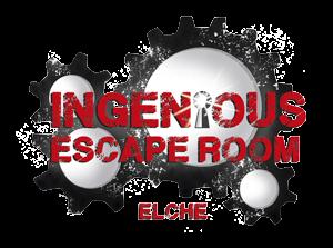 logo ingenious escape room Elche